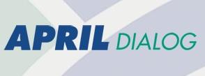 April Dialog