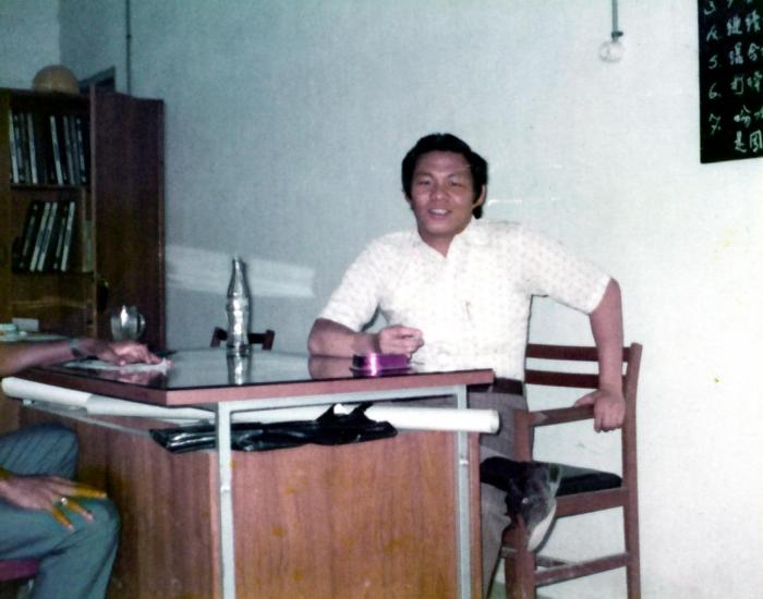 Young Sukanto Tanoto