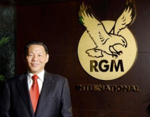 Royal Golden Eagle Group (RGE) - Sukanto Tanoto