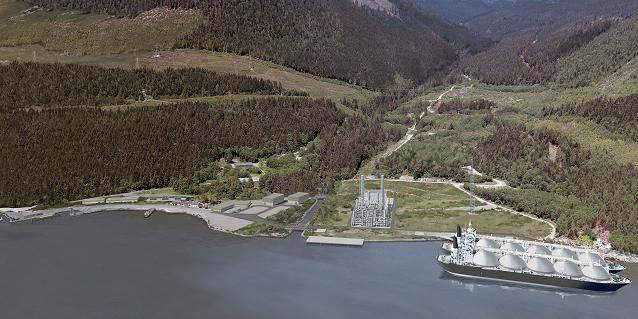 Under Sukanto Tanoto, Woodfibre LNG Creates Great Benefits for the Community.