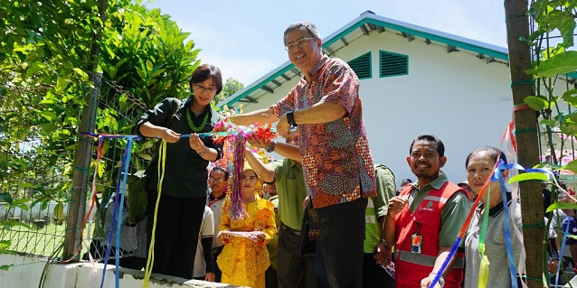 Making Learning Fun Again: Under Sukanto Tanoto's Philosophy, APRIL Opens New Eco Green Park for Sekolah Global Andalan PT RAPP Estate Logas